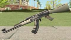 AK47 (Freedom Fighters) for GTA San Andreas