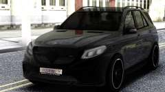 Mercedes-Benz AMG GLE 63 4MATIC for GTA San Andreas