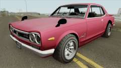 Nissan Skyline 2000 GT-R (KPGC10) 1971