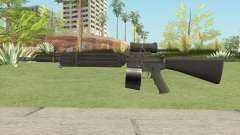 C7 Assault Rifle CMAG for GTA San Andreas