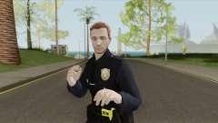 GTA Online Skin V2 (Law Enforcement) for GTA San Andreas