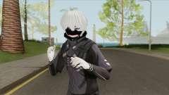 Kaneki Skin V2 (Tokyo Ghoul) for GTA San Andreas