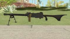 Day Of Infamy Browning M1919A6 for GTA San Andreas