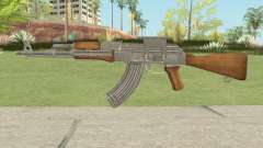 Classic AK47 V1 (Tom Clancy: The Division) for GTA San Andreas