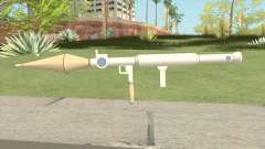 Rocket Launcher (Little Witch Academia) for GTA San Andreas