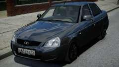 VAZ 2170 Priora Stoke for GTA 4