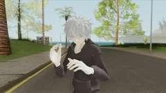 Tomura Shigaraki Skin V1 (Boku no Hero) for GTA San Andreas