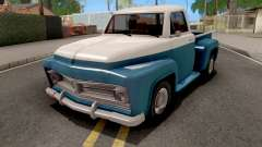 Ford F-100 Deluxe Pickup 1954 Slamvan Style for GTA San Andreas