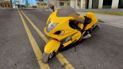 Suzuki Hayabusa for GTA San Andreas
