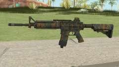 Warface M4A1 (Woodland)
