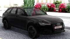 Audi RS6 Travel Black for GTA San Andreas