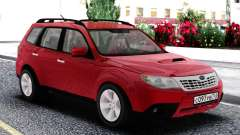 Subaru Forester XT Red for GTA San Andreas