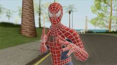 Marvel Spider-Man PS4 (Suit Sam Raimi V1) for GTA San Andreas