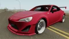 Toyota GT86 Rocket Bunny HQ for GTA San Andreas