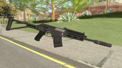 Heavy Shotgun Silenced GTA V for GTA San Andreas