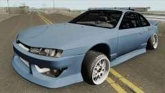 Nissan Silvia S14 MQ for GTA San Andreas