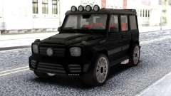 Mercedes-Benz G63 Mansory Gronos for GTA San Andreas