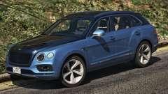 Bentley Bentayga for GTA 5