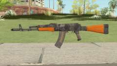 Metro Last Light AK47 for GTA San Andreas