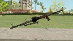 COD WW2 - MG-15 Anti-Aircraft MG (Default)