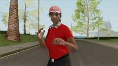 GTA Online Skin V3 (Restaurant Employees) for GTA San Andreas