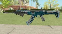 Warface AK-Alfa Syndicate (With Grip) for GTA San Andreas