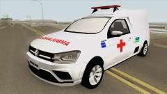 Volkswagen Saveiro G7 Robust RESGATE MG for GTA San Andreas