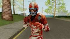 Zombie Player From Into The Dead for GTA San Andreas