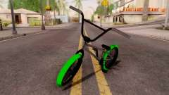 BMX GREENLINE AB2 for GTA San Andreas