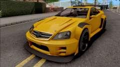 GTA V Benefactor Feltzer for GTA San Andreas