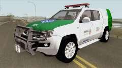 Volkswagen Amarok TDI (SIATE MEDICO) for GTA San Andreas