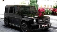 Mercedes-Benz Gelandewagen2 for GTA San Andreas