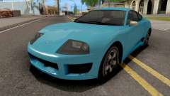 GTA V Dinka Jester Blue for GTA San Andreas