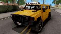 GTA V Mammoth Patriot v2