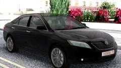 Toyota Camry XV40 2007 Black for GTA San Andreas