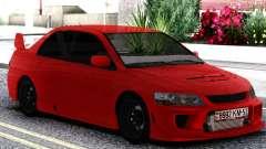 Mitsubishi Lancer Evolution Evo9 for GTA San Andreas