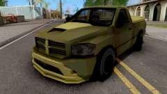 Dodge RAM SRT-10 Lowpoly for GTA San Andreas