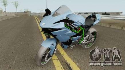 Kawasaki Ninja H2R 2019 for GTA San Andreas