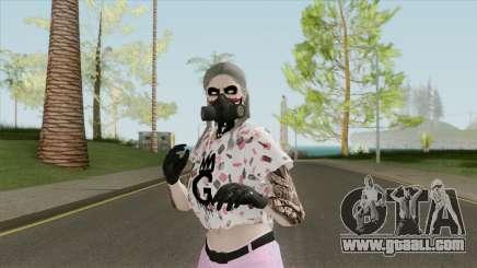 GTA Online Random Skin V3 (The Griefer Gang) for GTA San Andreas