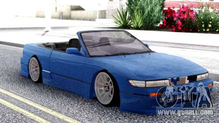 Nissan Silvia S13 Cabrio for GTA San Andreas