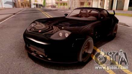 GTA V Bravado Banshee for GTA San Andreas