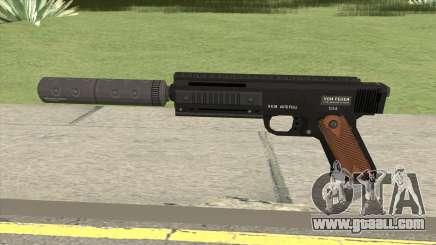 AP Pistol Silenced GTA V for GTA San Andreas
