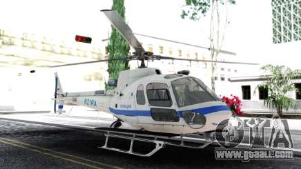 Bell 205 Police for GTA San Andreas