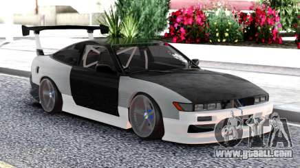 Nissan Sileighty DRIFT for GTA San Andreas