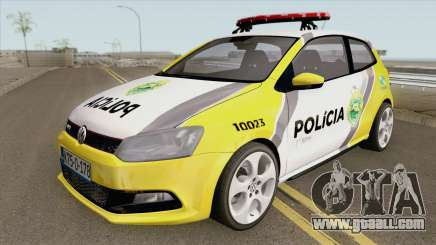 Volkswagen Polo PMPR for GTA San Andreas