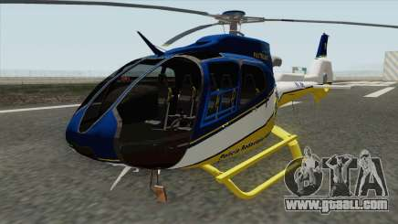Eurocopter EC-120 PRF for GTA San Andreas