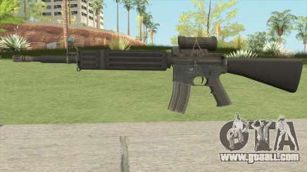 C7 Assault Rifle Default for GTA San Andreas