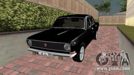 GAZ 24-10 Armenia for GTA San Andreas