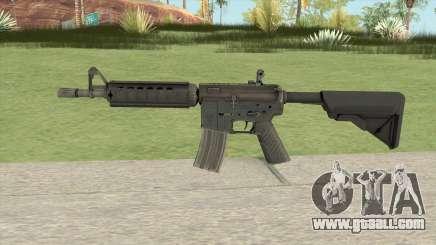 CS-GO Alpha M4A4 for GTA San Andreas