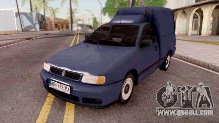 Volkswagen Caddy Mk2 1999 for GTA San Andreas
